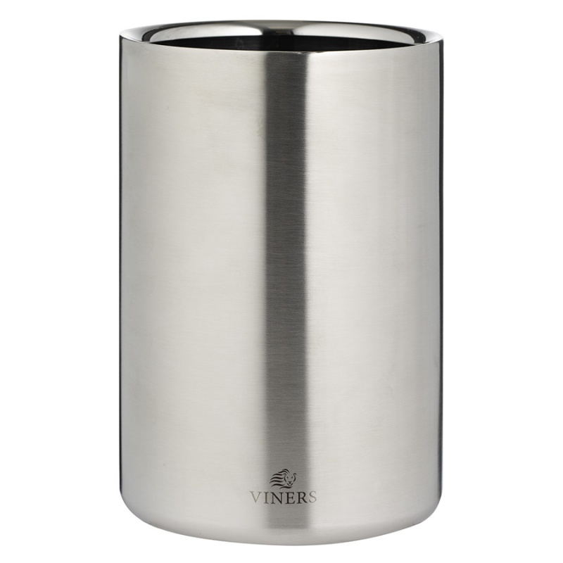 Ведерко для охлаждения вина Viners Barware 1,3 л серебро