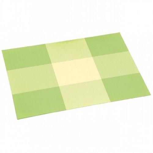 Подставка под горячее 43х29см клетка/салатПодставка используется для повседной сервировки, а также, благодаря своей оригинальной расцветке, ее можно использовать для сервировки праздничного стола. Она защитит ваш стол от воздействия горячих тарелок, сохранив при этом ваш стол в идеальном состоянии.<br>
