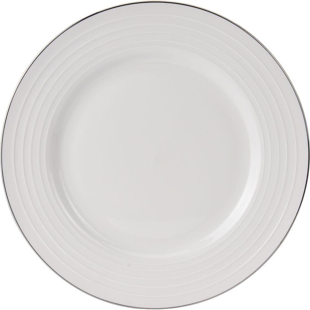 Фарфоровая тарелка 26,5 см