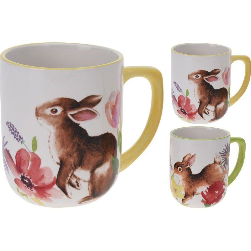 Купить Кружка Кролик в ассортименте, Excellent Houseware