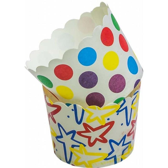 Формы для выпечки бумажныеMarmiton производит предметы быта. Главный девиз компании - качество и долговечность. Поэтому к производству каждого предмета компания подходит очень ответственно. Форма для выпечки - полезный инструмент в каждом доме. В бумажных формах вы сможете готовить различные маффины и кексы, сразу готовые к подаче на стол.<br>
