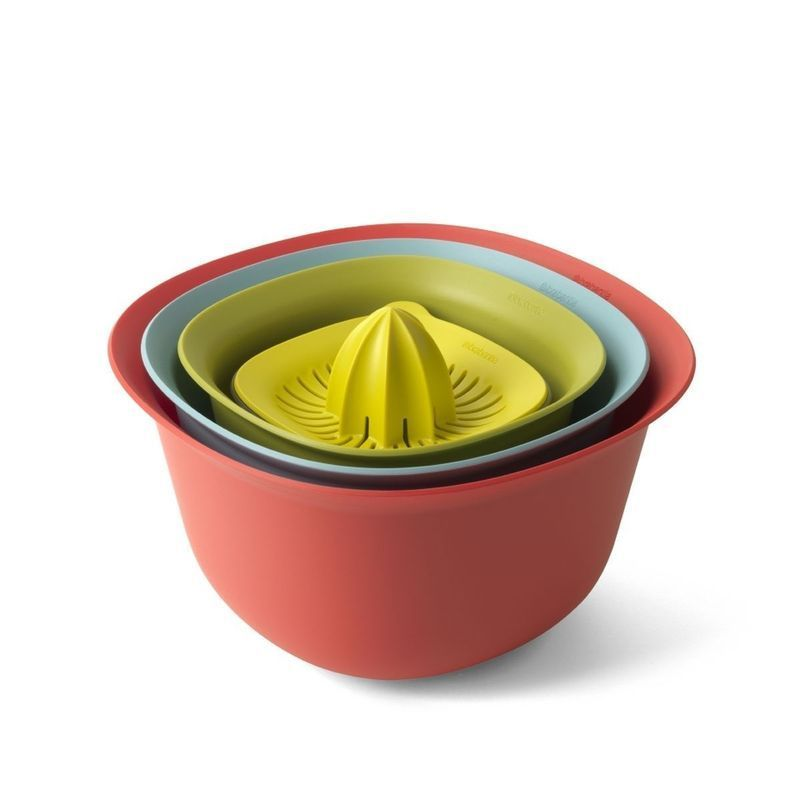 Набор салатников (4шт) Tasty colours