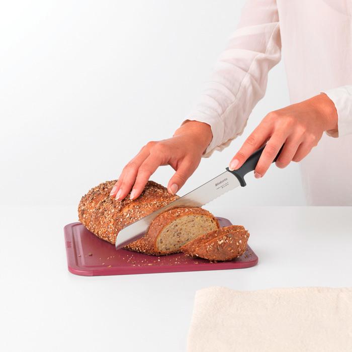 Нож для хлеба Brabantia