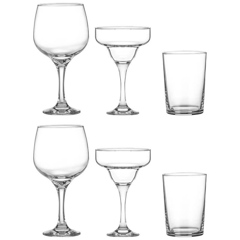 Набор из 6 бокалов для коктейлей Ravenhead Entertain