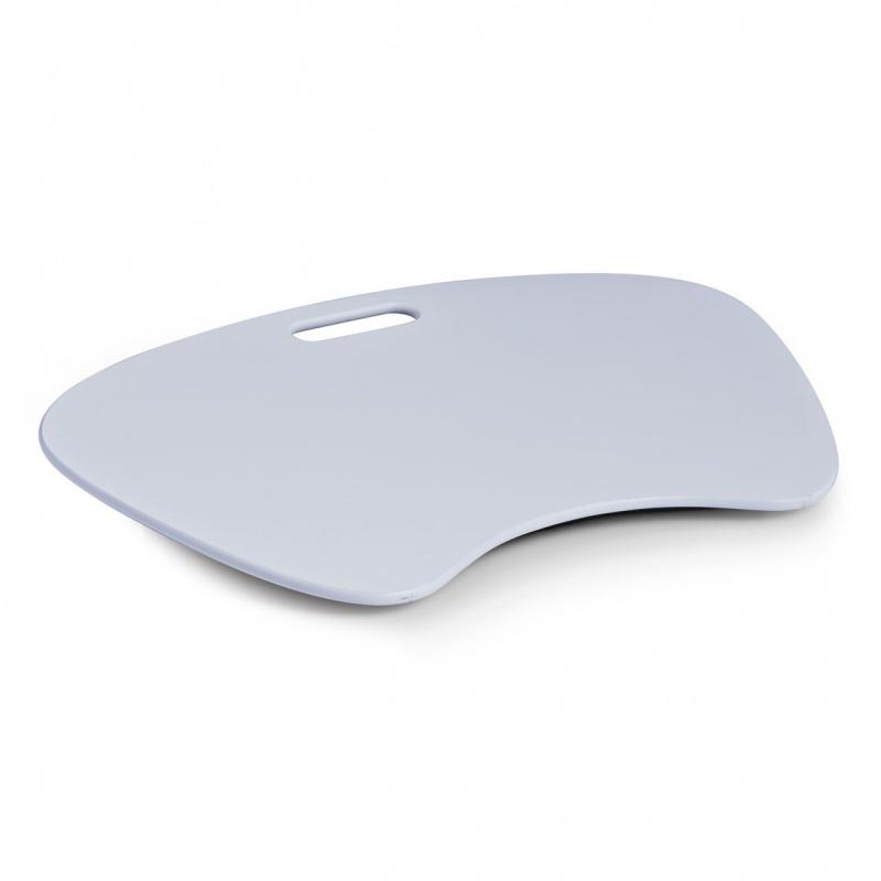 Подставка для ноутбука Zeller 59х40 см белая деревянная