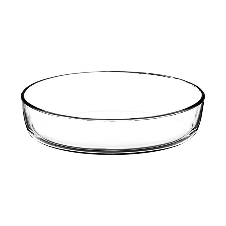 Форма для выпечки овальная Borcam 18х26 см