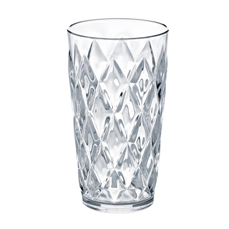 Стакан 450 мл Koziol Crystal прозрачный