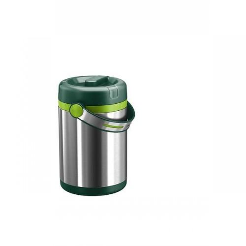 Термос для ланча MOBILITY 1 7лТермос изготовлен из высококачественной нержавеющей стали. Он отлично держит температуру ваших блюд в течение длительного времени. Вы сможете взять свой полноценный обед с собой на работу или просто в дорогу и перекусить где бы вы не находились. Термос герметичен и на 100% экологически безопасен.<br>