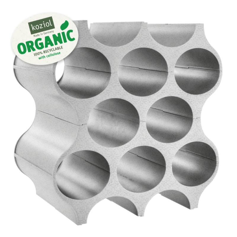 Подставка для бутылок Set-Up organic серая
