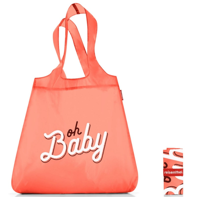 Сумка складная Reisenthel mini maxi shopper oh baby