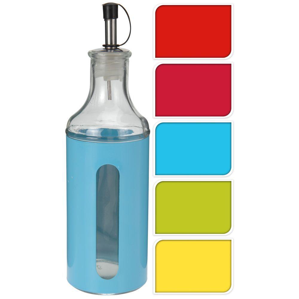 Емкость д/масла/уксуса d6,5 h23 см в ассортиментеёмкость для масла/уксуса, диам. 6,5 см, выс. 23 см<br>
