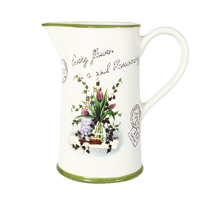 Кувшин 1 л Anna Lafarg LF Ceramics Букет