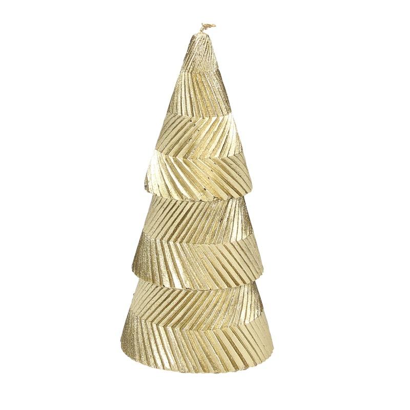 Свеча ароматизированная Lux Aurea 18,5 см
