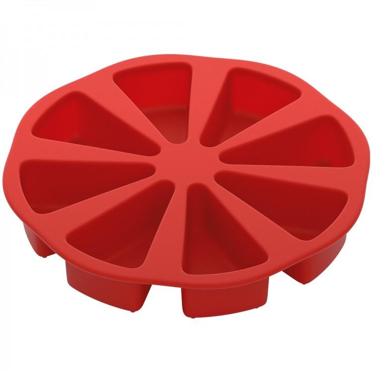 Форма для порционного тортаNadoba производит высококачественные кухонные инструменты и аксессуары, что подтверждается длительным сроком гарантии. Хорошая форма для выпечки необходима в каждом доме. Вы останетесь довольны ее качеством и эргономичностью.<br>