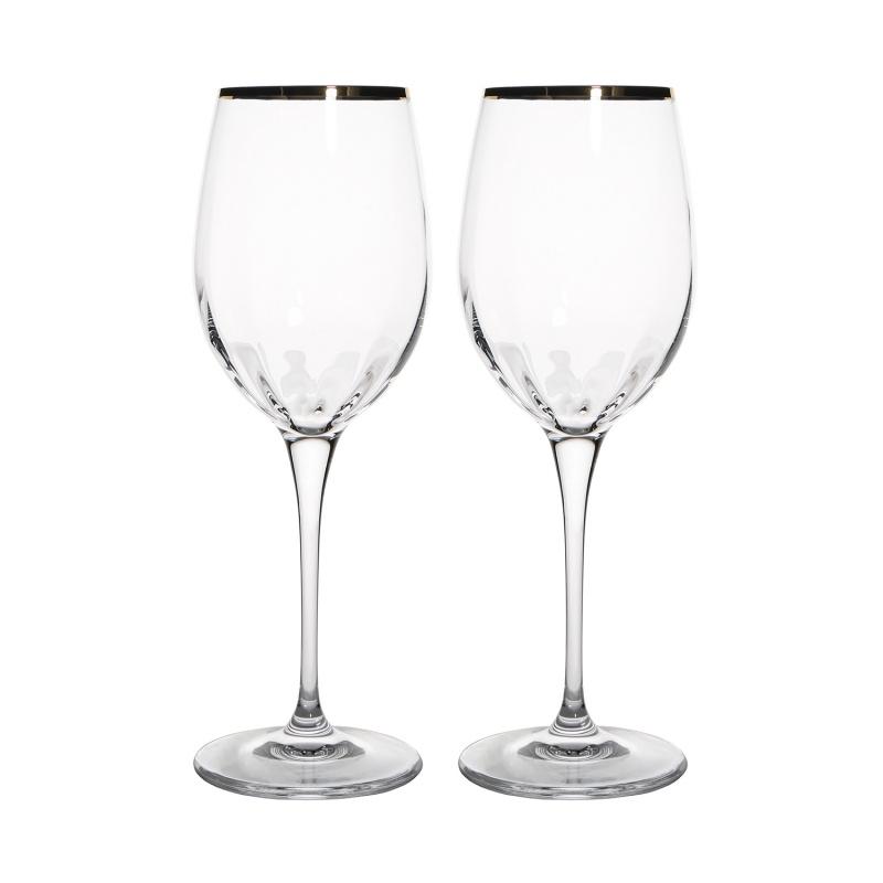Набор бокалов для белого вина 2 шт. 385 мл Le Stelle Monalisa
