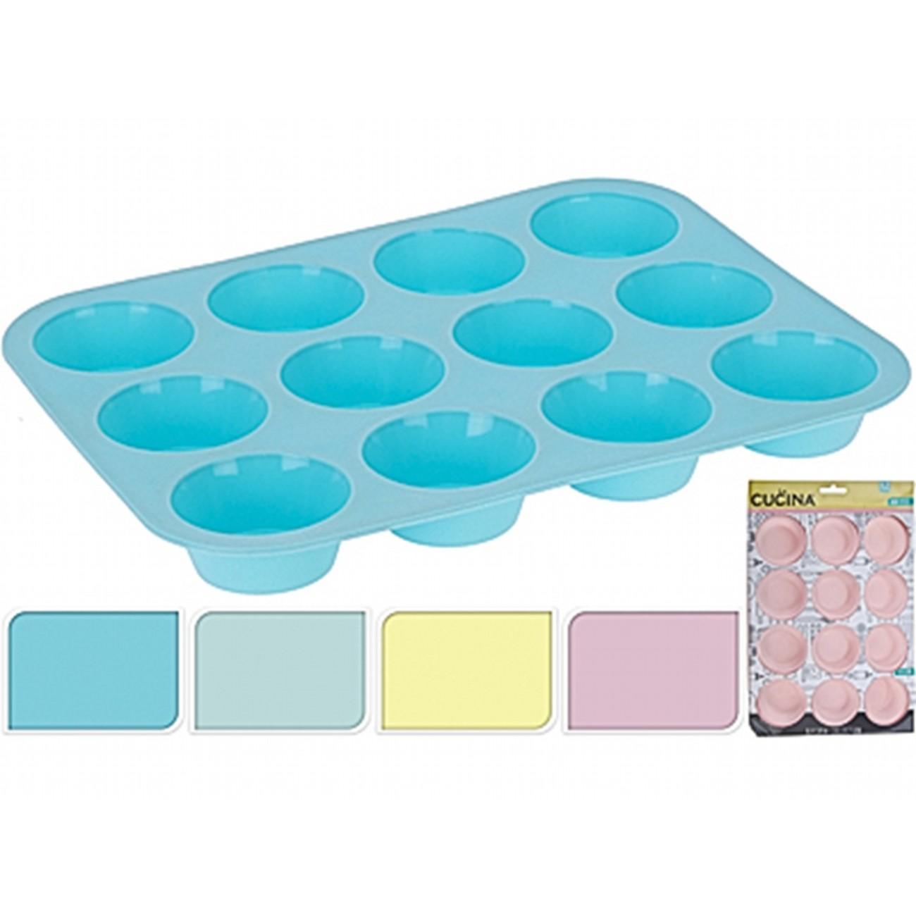 Форма для выпекания, силиконоваяExcellent Houseware производит посуду и различные предметы для дома. Форма для выпекания - необходимый аксессуар современной хозяйки. С ее помощью можно испечь вкусное и красивое блюдо к чаю. Внимание! Выбирать цвет заранее не представляется возможным.<br>