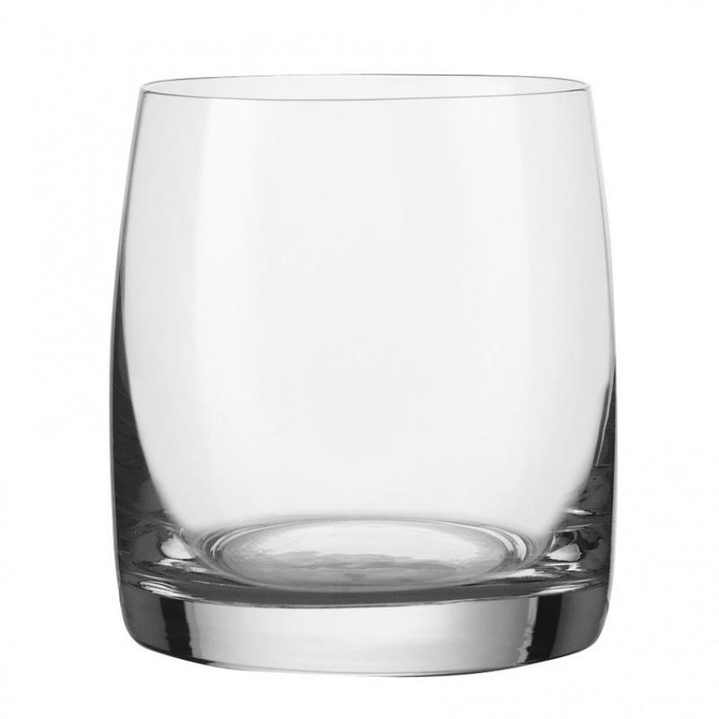 Набор стаканов для виски 6 шт 290 мл Bohemia Crystal Ideal