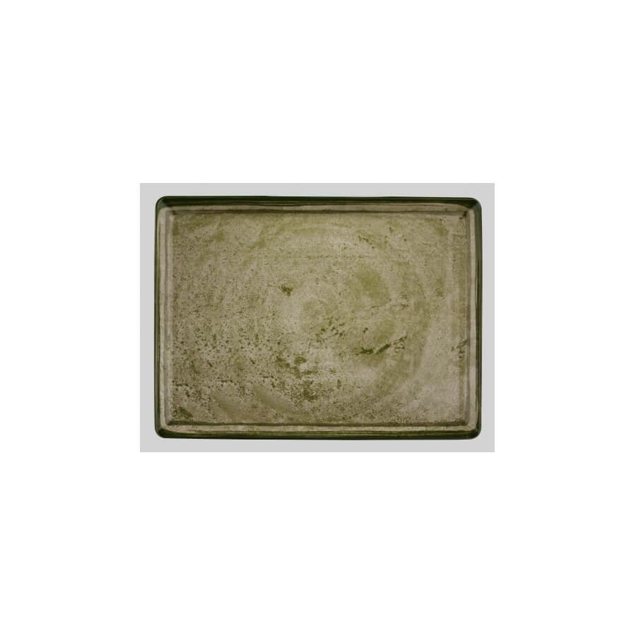 Тарелка прямоугольная Kutahya Porselen Slab 18 х 13 см