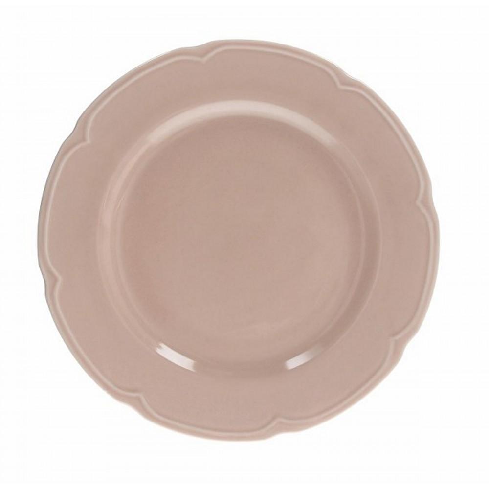 Тарелка подстановочная FAVOLA BEIGEТарелка подстановочная не всегда имеется в домашней коллекции посуды, но фирма Tognana придала этому элементу особый оригинальный и лаконичный дизайн, что никого не сможет оставить равнодушным. Выделитесь среди друзей, дополнив ваш стол такой тарелкой.<br>