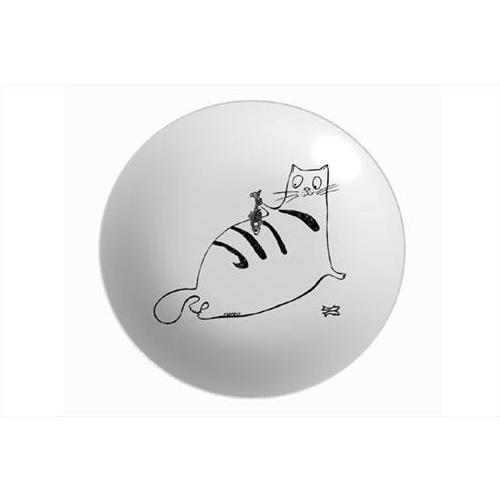 Тарелка Знак зодиака Рыбы 250 ммТарелка Рыба от МАТЕО - это посуда с авторским дизайном. Такая необычная посуда станет оригинальным украшением стола, отличным вариантом для сервировки и просто потрясающим подарком мужчине, женщине и ребенку.<br>