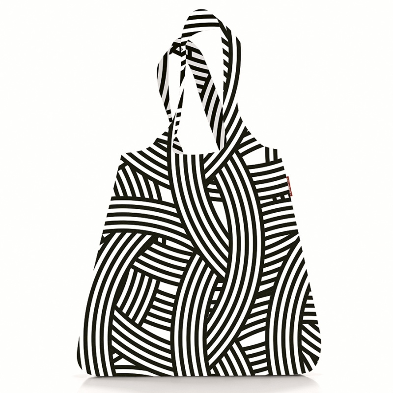 Сумка складная Reisenthel mini maxi shopper zebra