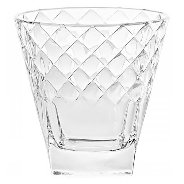 Стакан для напитков CAMPIELLO 340 млОригинальный стакан итальянского  производителя Vidivi сделан из высококачественного стекла. Необычный дизайн и форма украсят любой интерьер. Он станет отлично впишется в уже имеющуюся коллекцию вашей посуды или станет хорошим подарком для ваших друзей и близких. Стакан подходит для любых напитков.<br>
