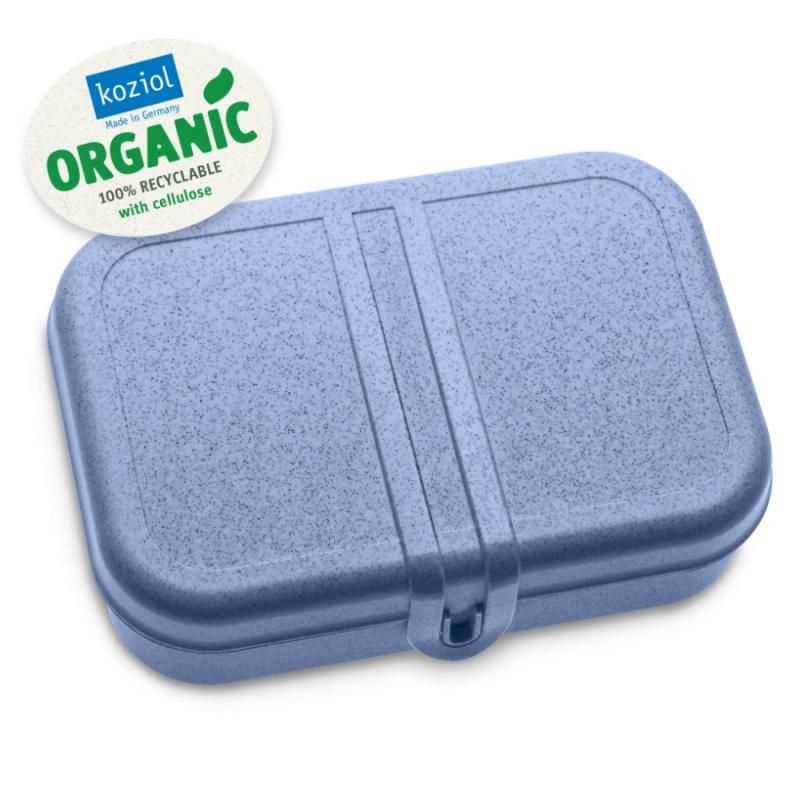 Ланч-бокс Pascal organic синий