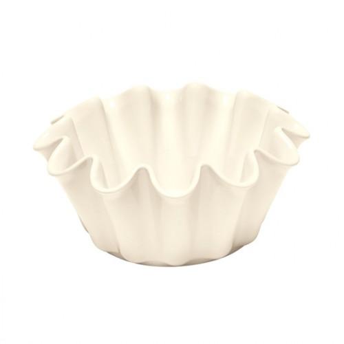 Форма для куличаФорма для кулича сделана из высококачественной керамики с внутренним покрытием стеклянная глазурь. Она жаропрочная, поэтому вы с легкостью сможете испечь кулич в духовке в считанные минуты. Благодаря своему материалу к ней ничего не прилипает, легко моется. Готовьте с удовольствием!<br>