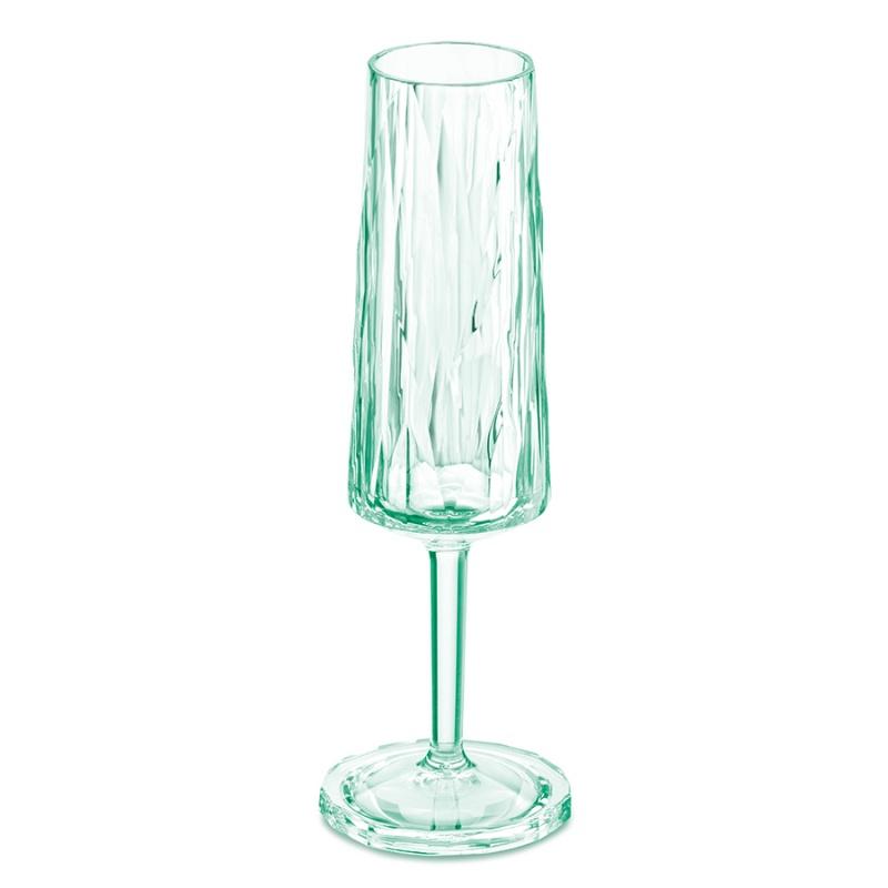 Бокал для шампанского Superglas Club 100 мл мятный