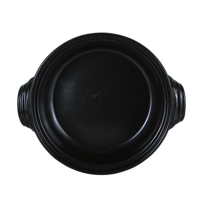 Кастрюля керамическая 1,85 л термостойкая с крышкой