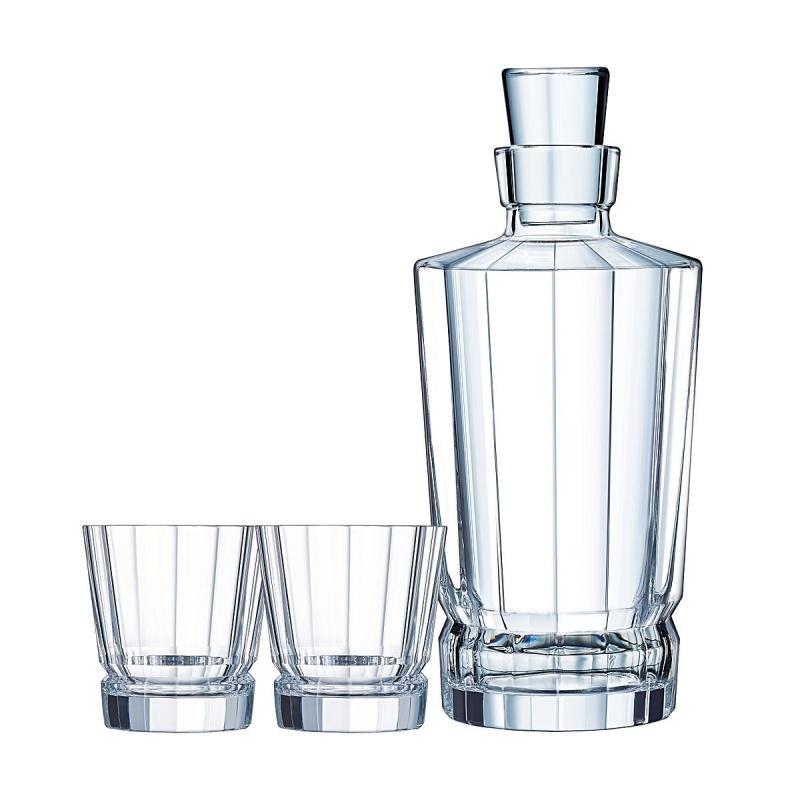 Набор для крепких алкогольных напитков Cristal d'Arques Macassar