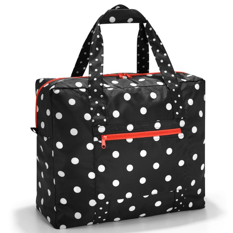 Сумка складная Reisenthel mini maxi touringbag mixed dots
