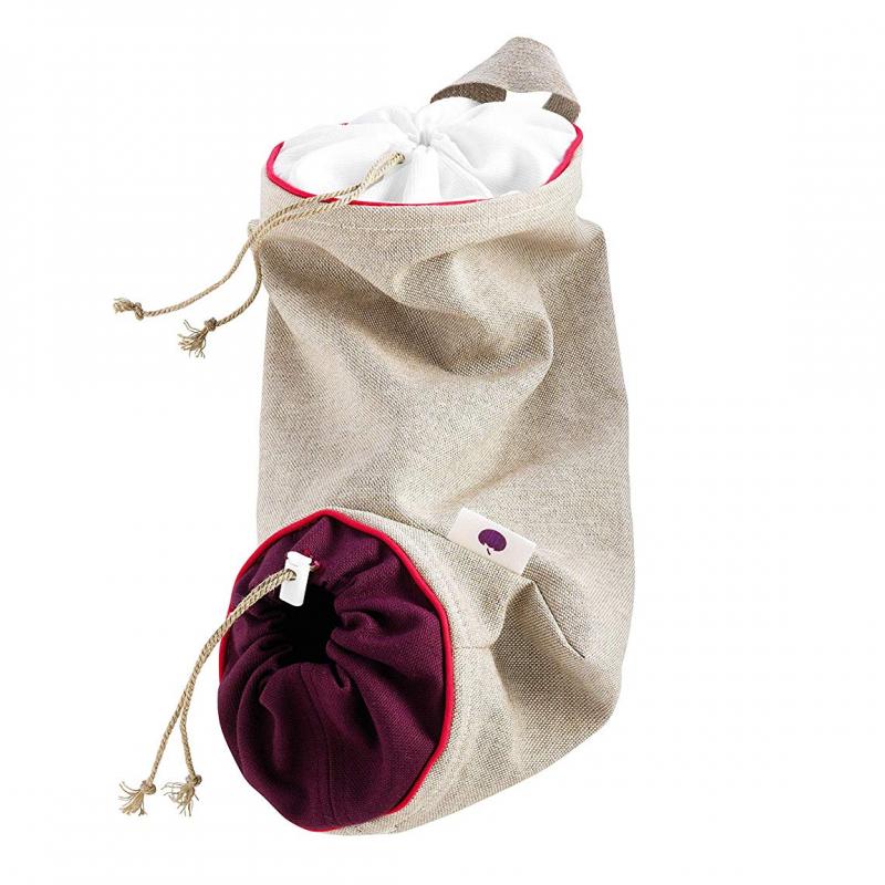 Мешочек для лука Mastrad фиолетовый фото