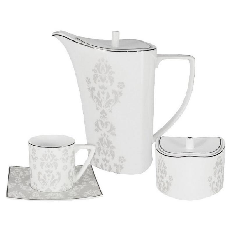 Сервиз чайный на 6 персон Anna Lafarg Париж 14 предметов