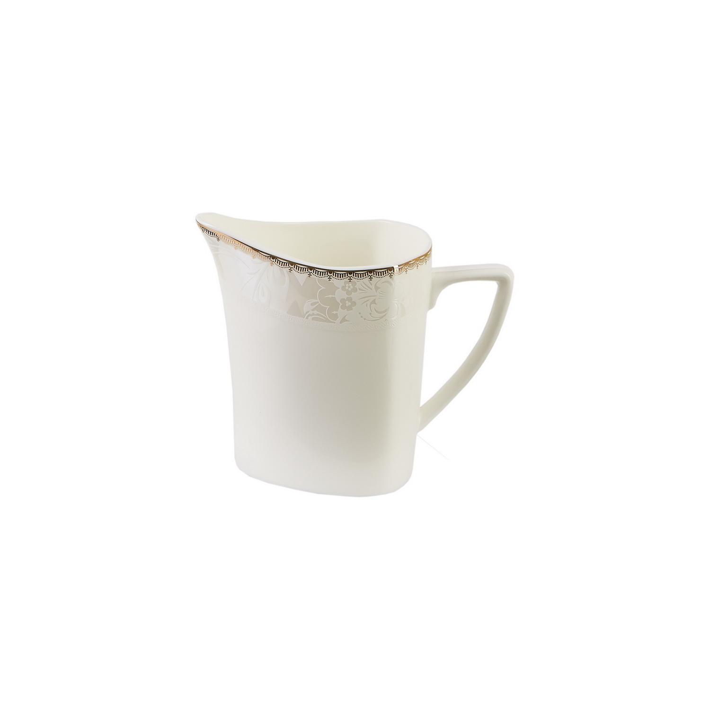 Сервиз чайный Торжество 15 предметовЧайный сервиз Торжество от компании Magia Gusto являет собой образец нежного и сдержанного лаконичного стиля. Прекрасно подойдет для приема гостей или любого торжественного случая. В наборе пятнадцать предметов, а именно:  шесть чайных чашек объемом 220 мл каждая, чайные блюдца в количестве шести штук, чайник, сахарница и молочник. Все изделия выполнены из фарфора высшего качества. Все элементы обладают одинаковым дизайном: на белом глянцевом покрытии по верхнему краю нанесен минималистичный узор.<br>