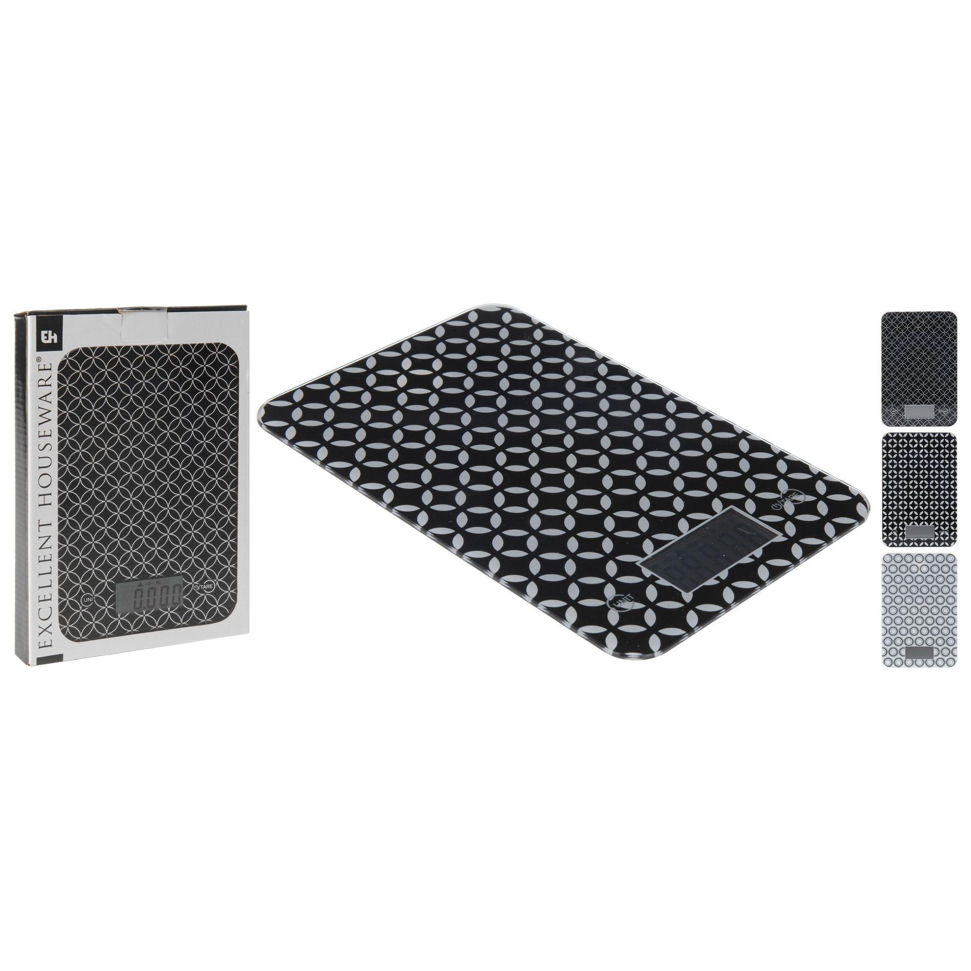 Весы кухонные 15*23 см электронные в ассортименте<br>