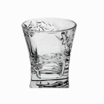 Набор стаканов д/виски 6 шт Samurai 240 млЧешский хрусталь Crystal Bohemia обладает высокой стокостью к истираниям, прозрачностью и длительным сроком службы. Современное производство хрустая Crystal Bohemia - это сочетание передовых технологий производства и многолетних традиций.<br>