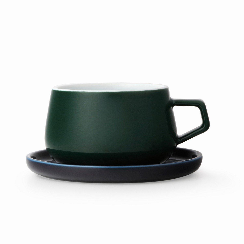 Чайная чашка с блюдцем 0,3л Ella