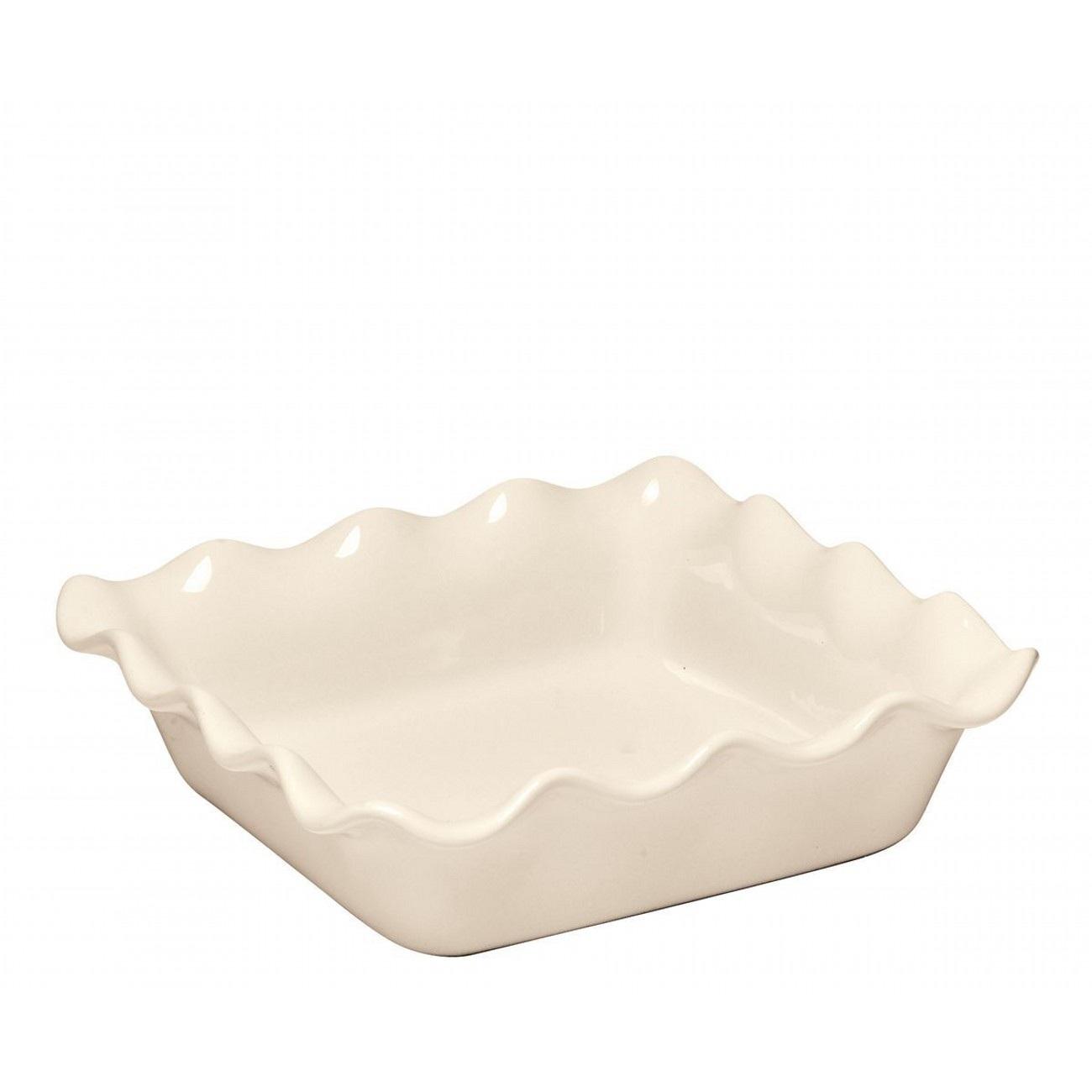 Форма для запекания квадратнаяEmile Henry производит красивую и качественную посуду, создает каждый предмет продуманно и с особой любовью. Данная форма для запекания стильная, эргономичная, прекрасно выполняет свою функцию и поднимает настроение своим дизайном.<br>