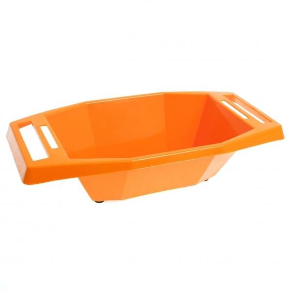 Судок оранжевыйНемецкая компания Borner предлагает продукцию очень высокого качества. Судок от Borner подходит для всех моделей овощерезок. Незаменимый помощник на кухне. Судок порадует опытную хозяйку своим насыщенным ярким цветом.<br>
