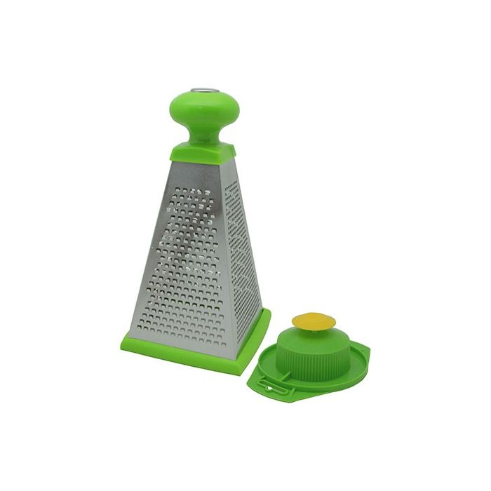 Тёрка Пираmида + плододержатель салатовая<br>