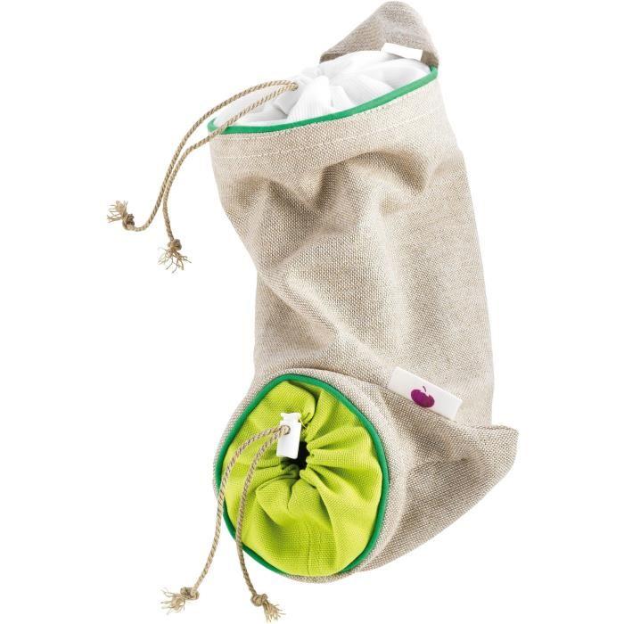 Мешочек для чеснока Mastrad зеленый