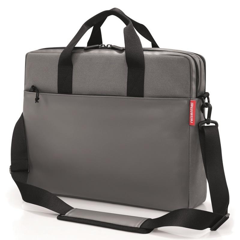 Сумка для ноутбука Reisenthel Workbag canvas grey