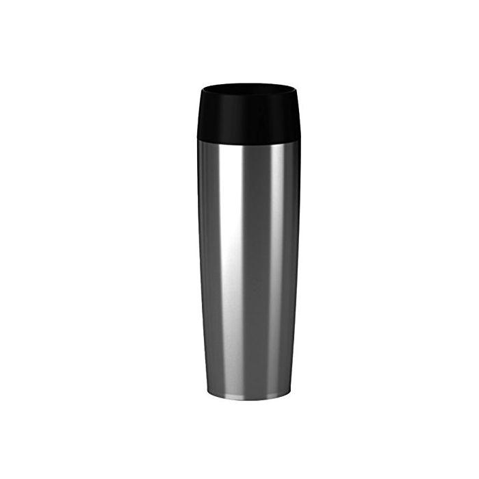 Термокружка 0,5 л. TRAVEL MUG GRANDEТермокружка ТРЭВЭЛ МАГ ГРАНД надолго сохранит тепло вашего любимого чая или кофе в путешествии. Диаметр дна подходит для автомобильного держателя, поэтому такая кружка не раз выручит водителя в дальней поездке, горячий напиток из нее взбодрит и придаст сил. Исполнение из полированной нержавеющей стали и герметичная крышка с отверстием для питья делают эту термокружку нужным и практичным подарком.<br>