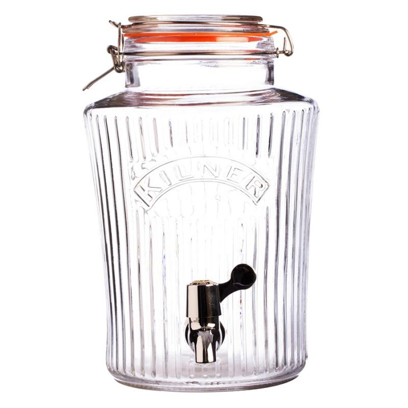 Диспенсер для напитков Kilner Vintage 5 л
