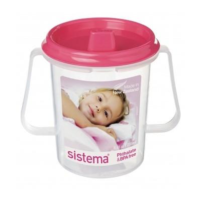 Детская чашка с носикомSistema Plastics существует более 30 лет, производит качественную, эргономичную и безопасную посуду для ежедневного использования. Детская чашка найдет свое место на каждой кухне и непременно понравится вам и вашему ребенку. Внимание! Заранее выбрать цвет не представляется возможным.<br>