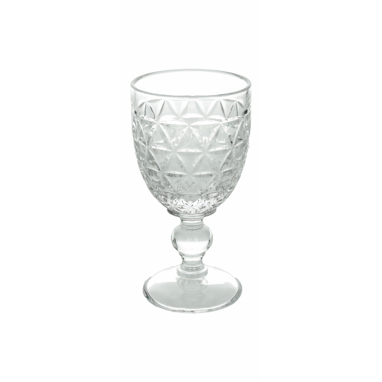 Бокал для вина ABIGAILTognana производит красивую и качественную посуду и аксессуары для дома и дачи, создает каждый предмет продуманно и с особой любовью. Данный бокал стильный, эргономичный, прекрасно выполняет свою функцию и украшает стол.<br>