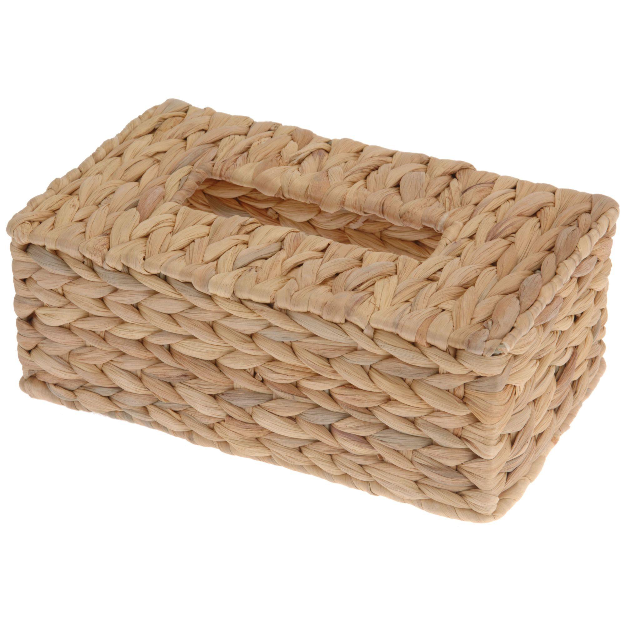 Коробка для салфеток плетеная<br>