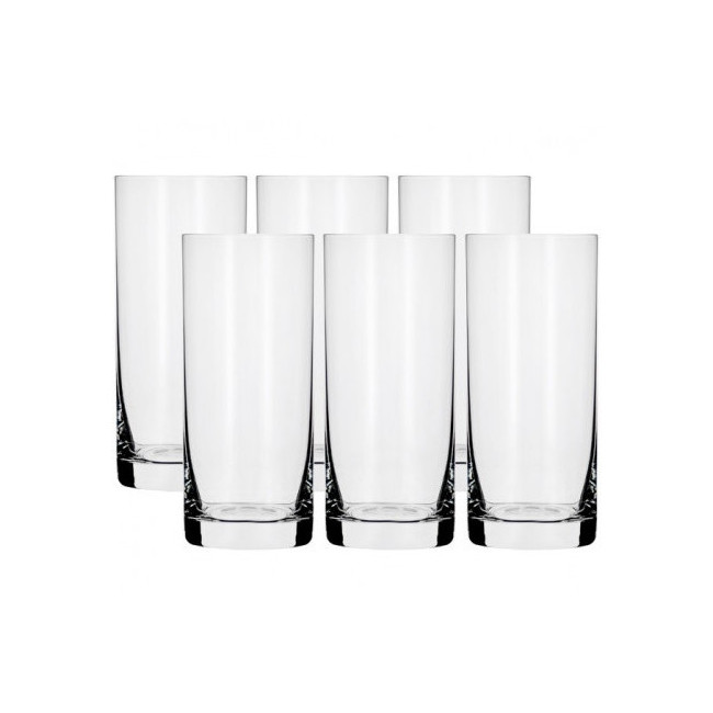 Набор стаканов для виски 6 шт 470 мл Bohemia Crystal Barline