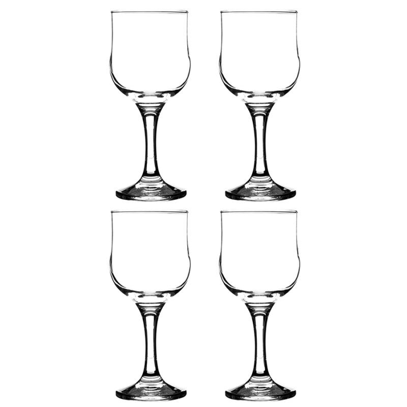 Набор бокалов для красного вина 4 шт. 240 мл Ravenhead Tulip